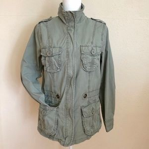 Mossimo Supply Co. Vintage Military Jacket
